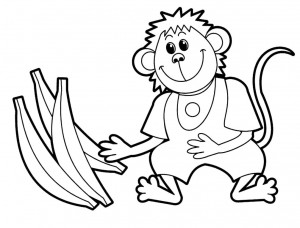 Animals coloring pages for babies 117